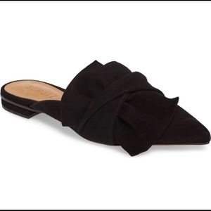 Schutz d'ana pointed toe loafers